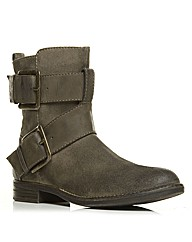 Moda in Pelle Brunah Ladies Boots