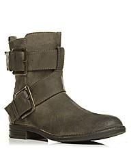 Moda in Pelle Brunah Short Boots