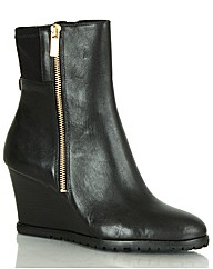 Michael Kors Aileen Wedge Boot