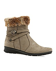 Napier Taupe Boot