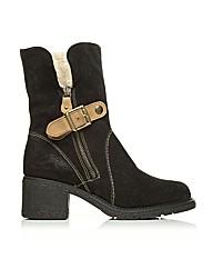 Moda in Pelle Carita Short Boots