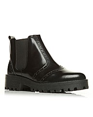 Moda in Pelle Bastille Ladies Boots