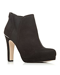 Moda in Pelle Minera Ladies Boots