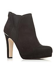 Moda in Pelle Minera Short Boots