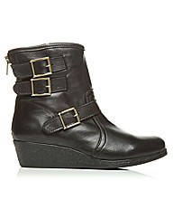 Moda in Pelle Abina Short Boots