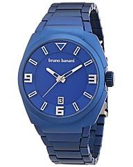 Bruno Banani Mens Strap Watch