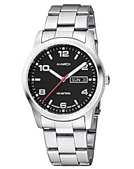 M-Watch Aero Mens Bracelet Watch