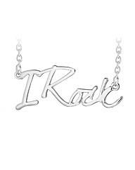 I Rock Ibiza Rocks necklace