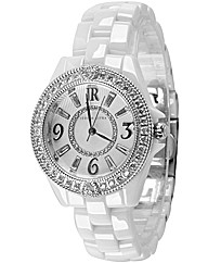 Judith Ripka Ladies Bracelet Watch