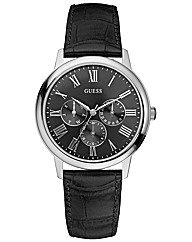 Guess Wafer Mens Strap Watch