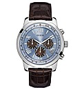 Guess Mens Strap Watch