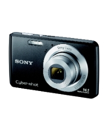 Sony 14MP DSC-W520 Camera - Black
