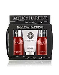 Baylis & Harding Pepper & Ginseng Set