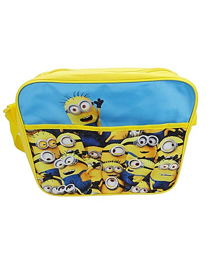 Image of Minions Courier Bag.