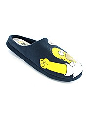 Simpsons Duff Beer Mule Slipper
