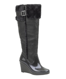 Posh Bloodstone Welly Boots
