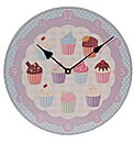 Lauren Billingham Cute Cupcake Clock