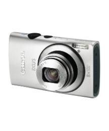 Canon Ixus 12MP 230 HS Camera - Silver