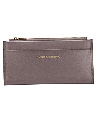 Smith & Canova Long Zip Top Pocketed