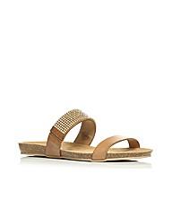 Moda in Pelle Nori Ladies Sandals