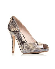 Moda in Pelle Keaton Ladies Shoes