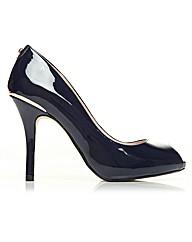 Moda in Pelle Keaton Ladies Shoes