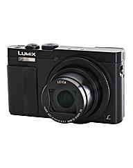 Panasonic DMC-TZ70 Camera Black WiFi
