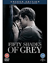 Fifty Shades Of Grey [Unseen Edition]