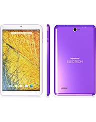 "HIPSTREET Electron 8"" Tab - 8GB Purple"
