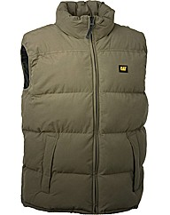 Caterpillar Quilted Insulated Vest