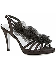 VT Collection Rose Strippy Sandal