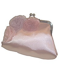 VT Collection Rose Clutch Bag