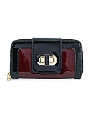 St Louis turnlock purse