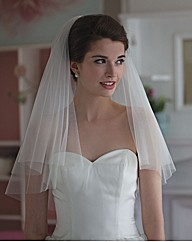Rainbow Club Nelly Italian Tulle Veil
