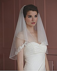 Rainbow Club Queenday Italian Tulle Veil