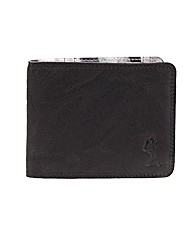 Religion Film Leather Wallet