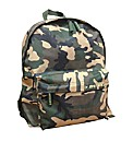 Dunlop Camo Backpack