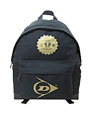Dunlop nylon emblem logo backpack