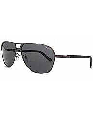 Police Square Aviator Sunglasses