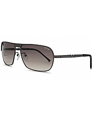 Police Metal Square Sunglasses
