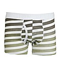 Religion Stripe Boxers