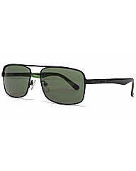 Gant Metal Square Sunglasses