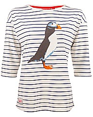 Ladies Puffin Tee