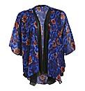 Koko Floral Double Layer Kimono