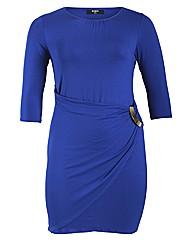 Koko Jersey Buckle Dress