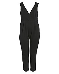 Threads Wrap Over Jumpsuit