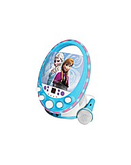 Disney Frozen Light Up Karaoke Machine