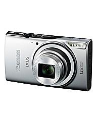 Canon Ixus 275 HS Camera Silver 20MP