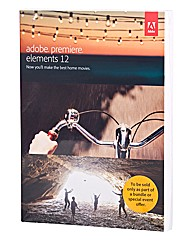 Adobe Premiere Elements V12 Mac & PC