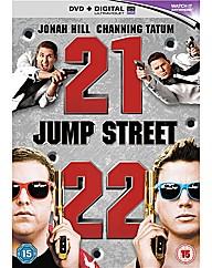 21 Jump Street/22 Jump Street